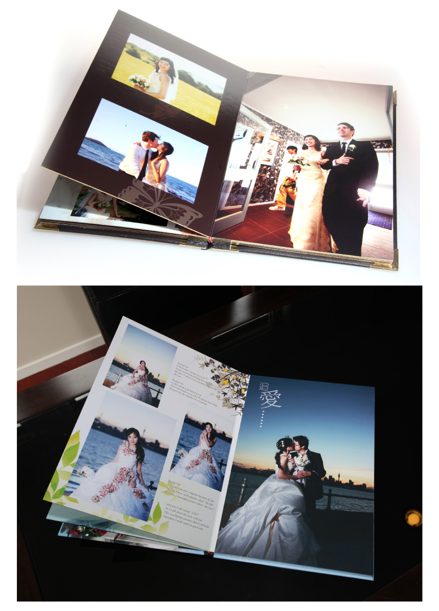 Album/Canvas Make & Extra Gifts | Queenstown Photography wanaka ...