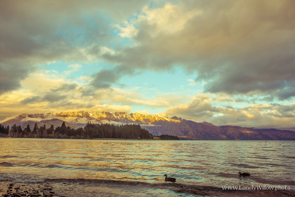 remarkables_sunset20140512